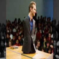 Photo - Nick Vujicic